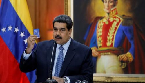 Amerika Serikat Resmi Bekukan Aset Venezuela