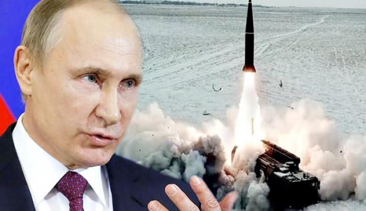 Curi Teknologi AS, Rudal Rusia Gagal dan Meledak - Warta Ekonomi