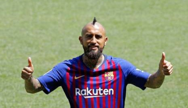 Inter Milan Buru Pemain Barcelona, Vidal - Warta Ekonomi