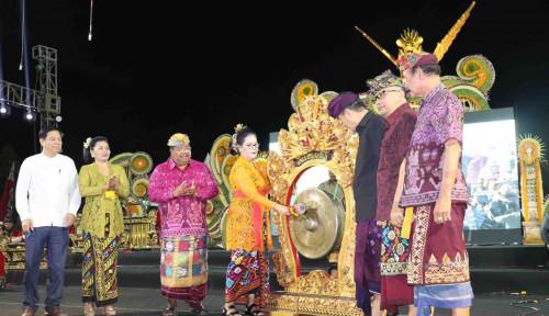 Resmi Dibuka, Buleleng Festival VII Gelar Workshop Gong Kebyar