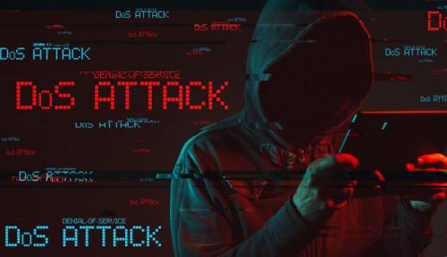 Foto Serangan DDoS Meningkat 18% di Kuartal II 2019