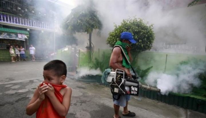 Filipina Darurat Wabah Aedes Aegypti, Korban Meninggal Mencapai. . . - Warta Ekonomi