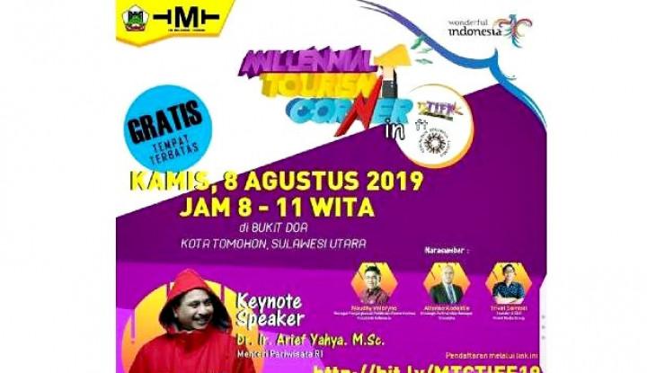 Usai Festival Morotai, Menpar Menuju TIFF 2019 - Warta Ekonomi