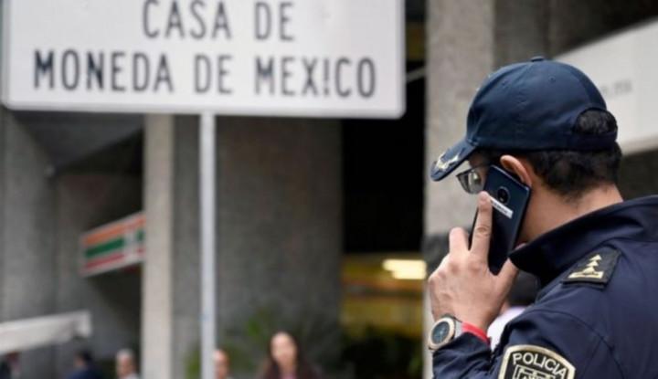 1.500 Keping Koin Emas Dicuri dari Percetakan Uang di Meksiko, Kerugian Mencapai. . . - Warta Ekonomi
