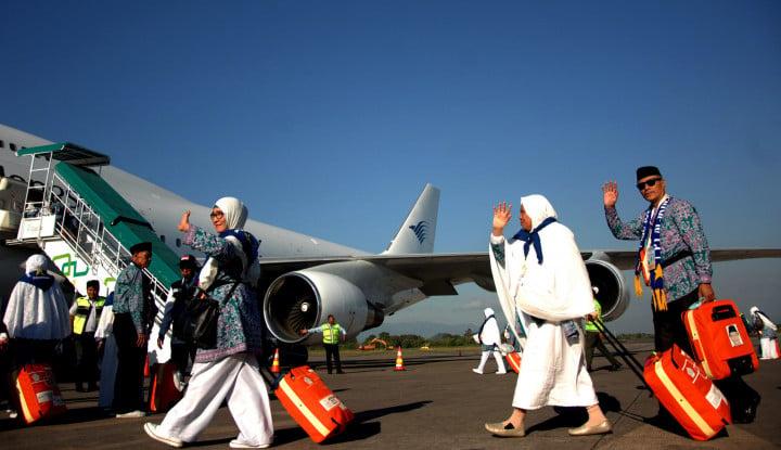Selama Musim Haji 2019, Garuda Indonesia Catat OTP 89% - Warta Ekonomi