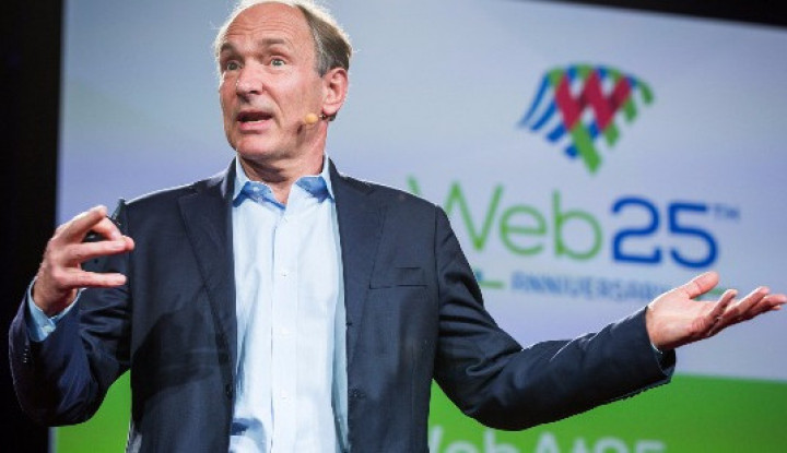 Sepak Terjang Sir Timothy John Berners-Lee: Bapak World Wide Web - Warta Ekonomi