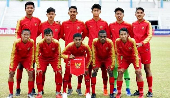 Jinakkan Vietnam, Timnas Indonesia U15 Rebut Posisi Ketiga - Warta Ekonomi