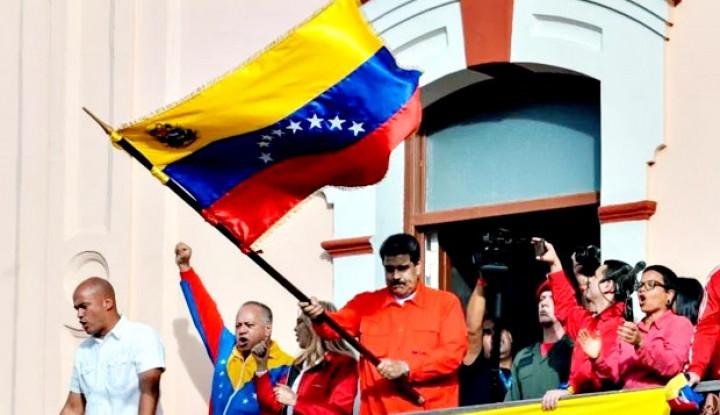 Sanksi Baru AS Rugikan Venezuela dan Disebut Tindakan Sewenang-wenang - Warta Ekonomi