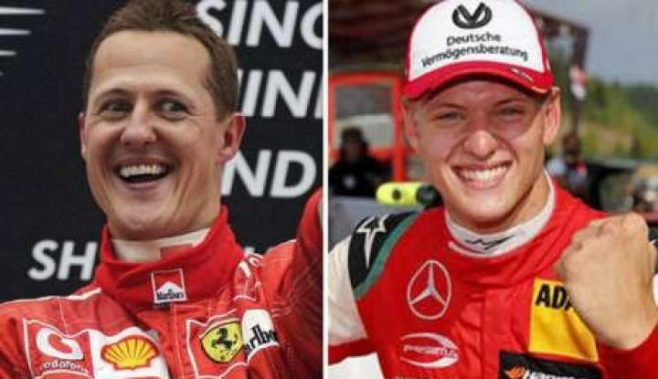 Anak Michael Schumacer Tak Mau Buru-Buru Tampil di F1 - Warta Ekonomi