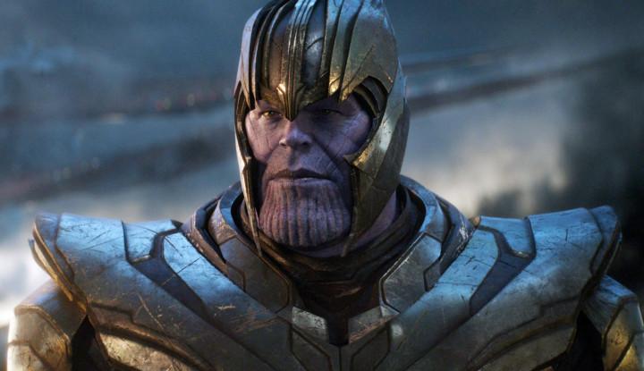Russo Bersaudara Jelaskan Thanos 2014 Masuk ke Masa Depan di Endgame - Warta Ekonomi