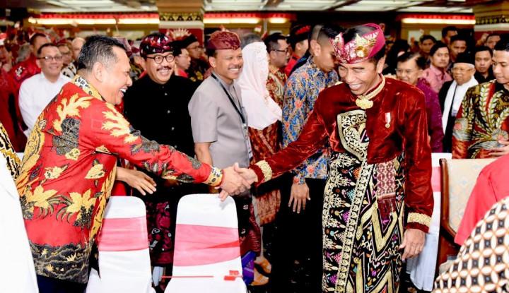 Bamsoet: Minta Partai Pendukung Jokowi Tiru PDIP - Warta Ekonomi