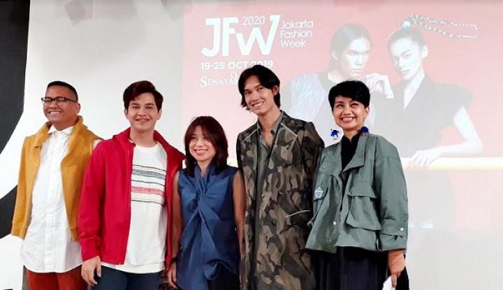 Ini yang Baru dari Jakarta Fashion Week 2019 - Warta Ekonomi