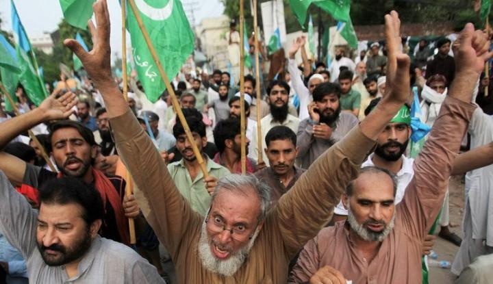 Buntut Pencabutan Otonomi Kashmir, Pakistan Lakukan Ini - Warta Ekonomi