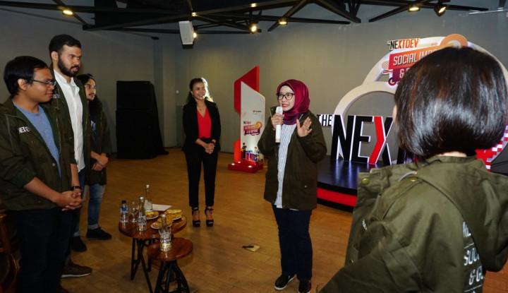 Bangun Bisnis Digital, Telkomsel Gelar The NextDev Talent Scouting 2019 di Medan