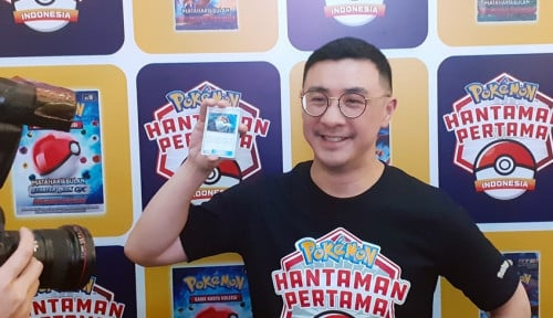 Diboyong Salim Group ke Indonesia, Kartu Pokemon Mau Rilis Versi Digital?