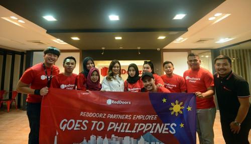 Foto Bikin Iri! RedDoorz Beri Pelatihan Bahasa Inggris ke Karyawan hingga ke Luar Negeri