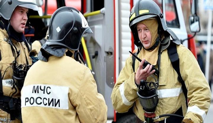 Ketika Dites, Roket Tentara Rusia Meledak Tewaskan 2 Orang - Warta Ekonomi
