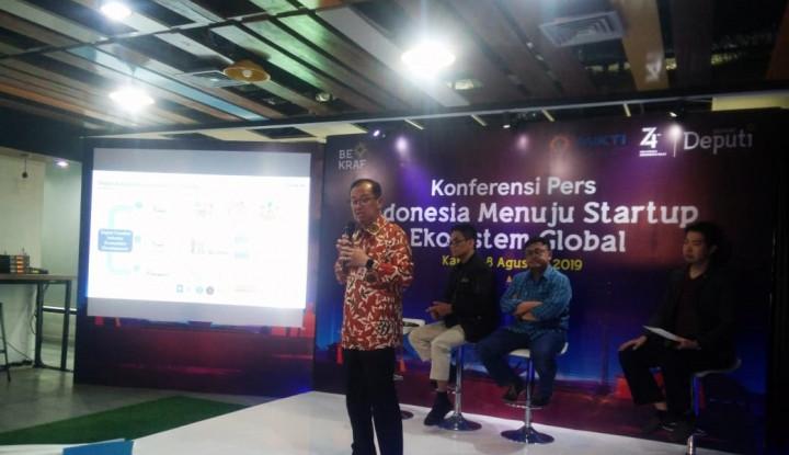 Masuk Top 30 Global Startup, Jakarta Setara dengan Seoul, Moscow, dan Tokyo - Warta Ekonomi