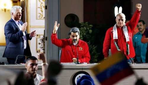 Merasa Dipermainkan, Venezuela Mundur dari Perundingan dengan Oposisi
