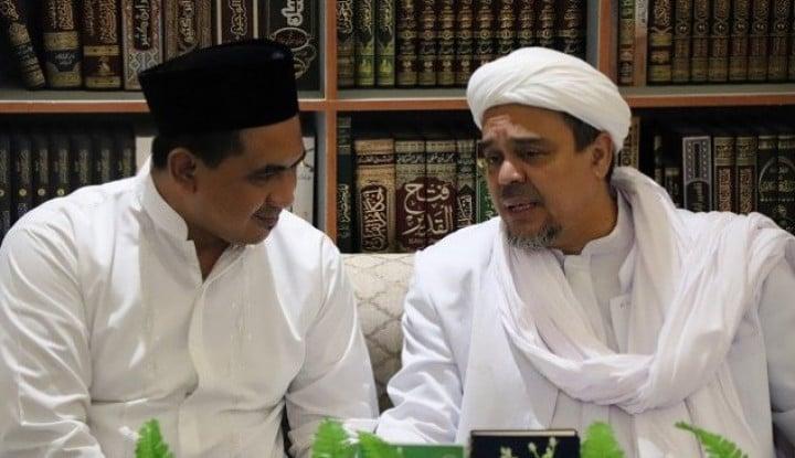 Kangen Habib Rizieq, Apa Kata FPI? - Warta Ekonomi