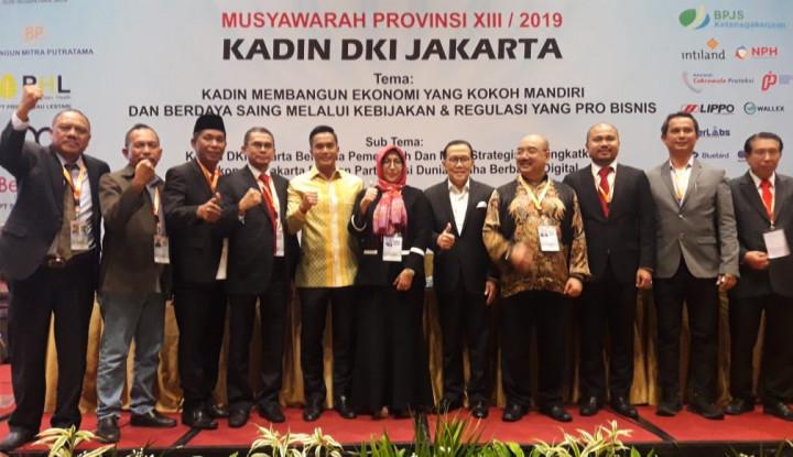 Diana Dewi Terpilih Jadi Ketua Kadin DKI - Warta Ekonomi