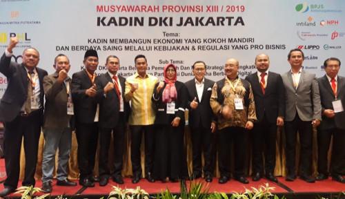Diana Dewi Terpilih Jadi Ketua Kadin DKI