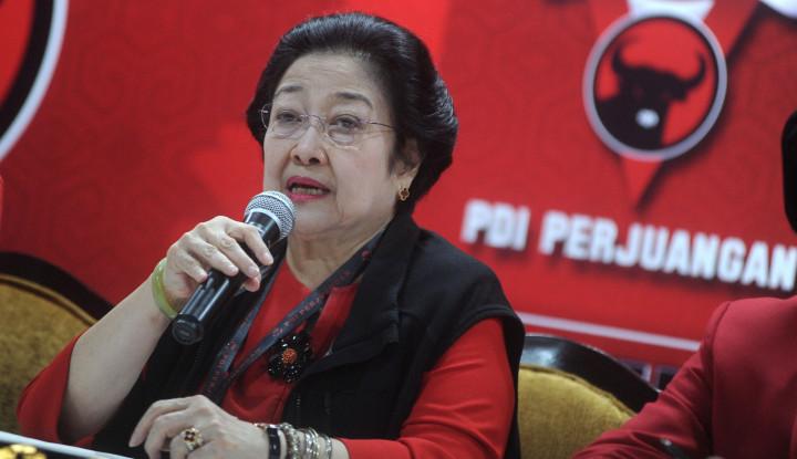 Ketua MPR Dipilih Lewat Aklamasi, Titah Megawati