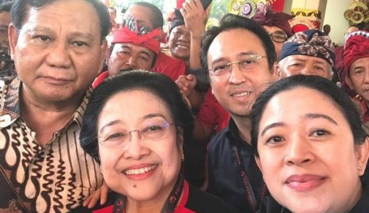 Pilpres 2024, Prabowo-Puan Lawan Anies dan... - Warta Ekonomi