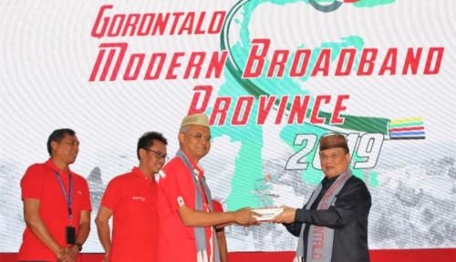 Foto Telkom Hadirkan Modern Broadband Province untuk Gorontalo