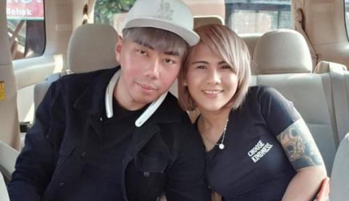 Roy Kiyoshi Pamer Kemesraan dengan Evelyn