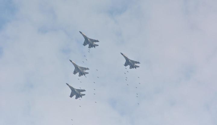 Su-30MKI India Jatuh, Pilot Selamat Berkat Kursi 'Eject' - Warta Ekonomi