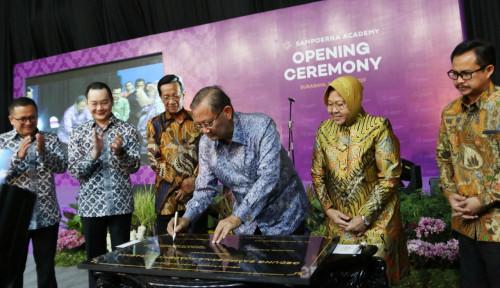 Foto Hadirkan Pendidikan Berkualitas, Sampoerna Academy Resmikan Kampus ke-6 di Surabaya