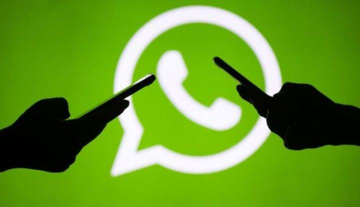 WhatsApp Web Pengguna iPhone Sempat Kena Risiko Serangan Hacker, WhatsApp Buka Suara - Warta Ekonomi