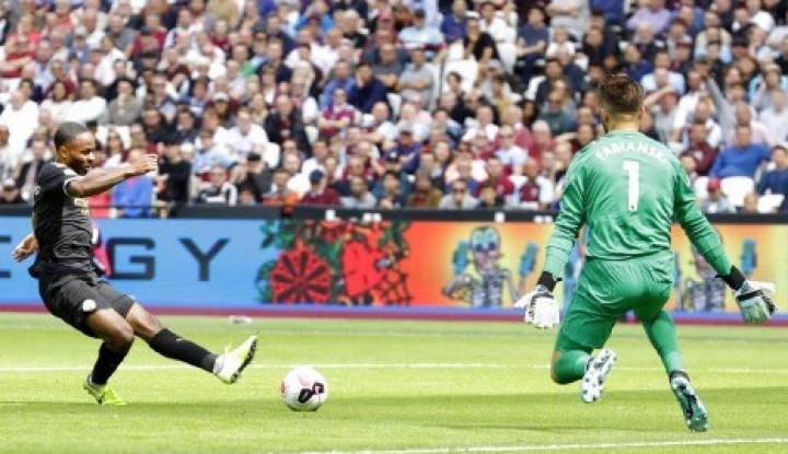 Man City Ngamuk, Cetak 5 Gol ke Gawang West Ham - Warta Ekonomi
