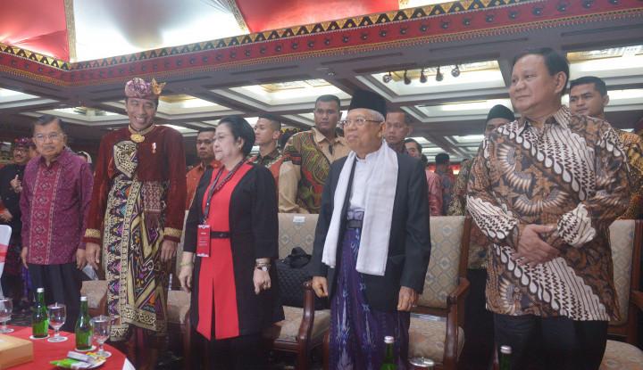 Jokowi dan PDIP Mulai Tak Sejalan? Gara-Gara... - Warta Ekonomi
