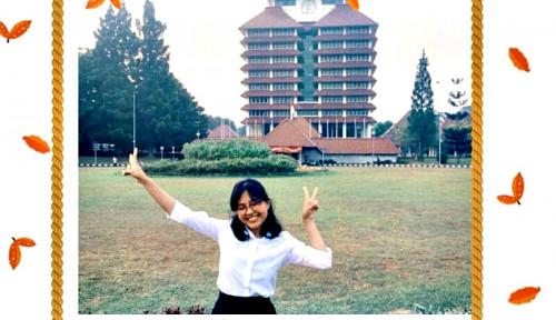 Foto Tol Langit Mengantarkan ke Universitas Favorit
