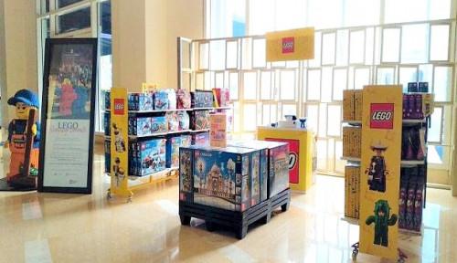 Foto Lego Sunday Brunch Kini Hadir di Asia Restaurant