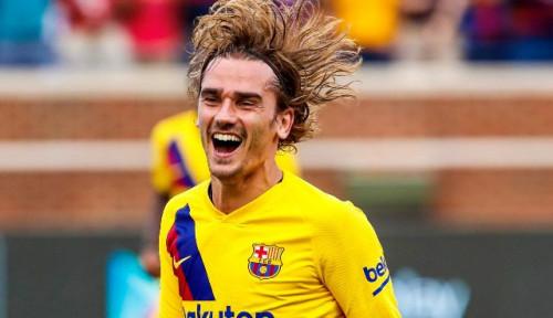 Barcelona Sabet Gelar Setelah Griezmann Cetak Gol Tunggal
