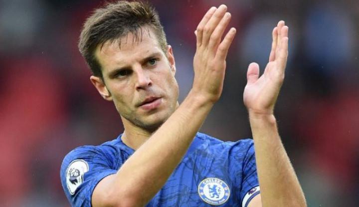 Usai Dibantai Manchester United, Kapten Chelsea Bilang Begini - Warta Ekonomi