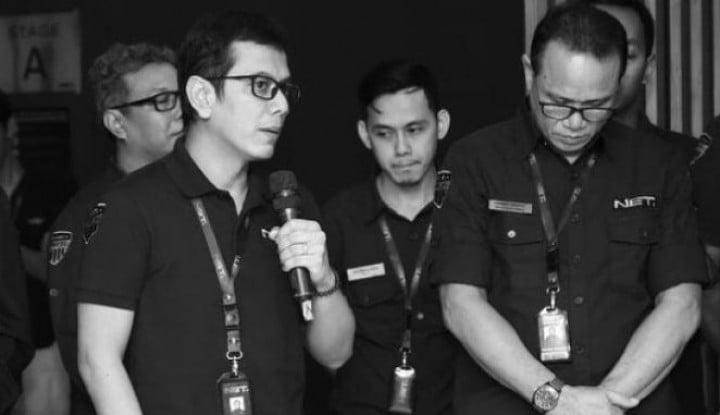 Wishnutama Angkat Kaki, Ini Sosok CEO Baru NET TV - Warta Ekonomi