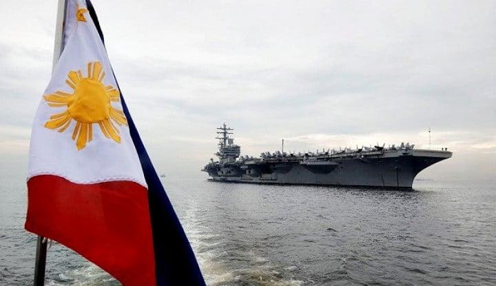 Terus Dikibuli, Filipina Ambil Langkah Mengejutkan Lawan China