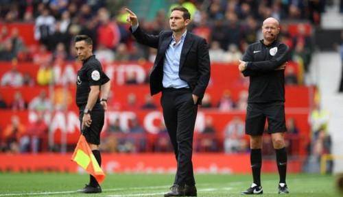 Foto Chelsea Cuma Main Imbang 1-1 Lawan Leicester