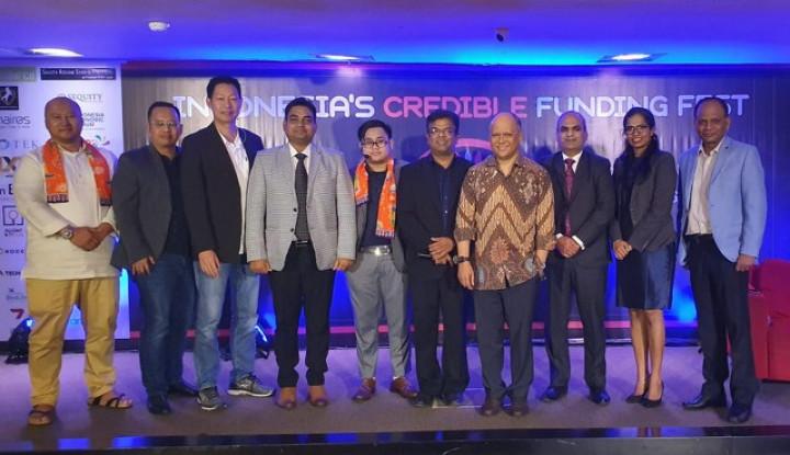 Ajang Spot Deal IDFF Hasilkan Pendanaan US$5,1 Juta dalam Sehari - Warta Ekonomi