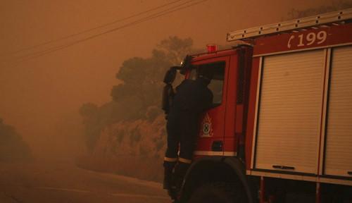 Foto CPP Dilahap Si Jago Merah, Pertamina: Masyarakat Jangan Panik!