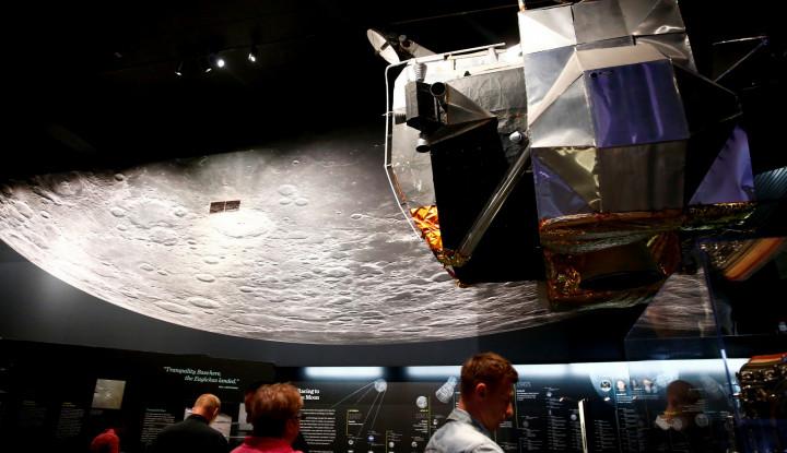 Rupanya Mars Punya Bukti Hantaman Meteor, NASA Temukan Kawahnya - Warta Ekonomi