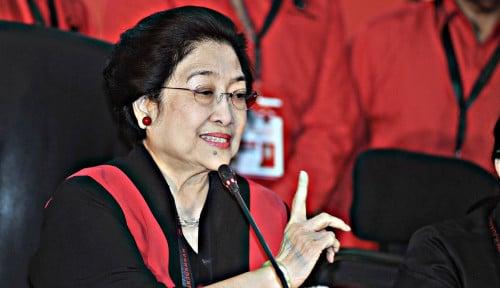 Foto Mega Luapkan Kejengkelan, Nyentil Jokowi-SBY atau Diri Sendiri?