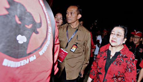 Foto Beredar Kabar Gerindra Masuk Kabinet, PDIP Ingatkan Jokowi Pesan Bu Mega