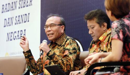 Foto Pakar Hukum Telematika UI: Indonesia Darurat UU Ketahanan Siber