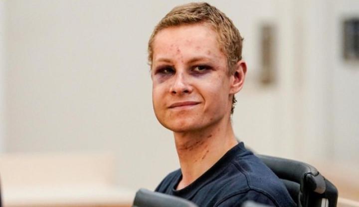 Usai Divonis Bersalah, Penembak Jamaah Masjid di Norwegia Bilang. . . - Warta Ekonomi