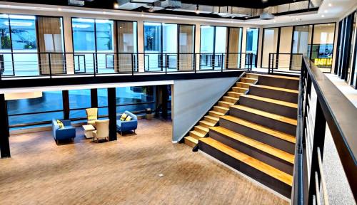 Foto Canggih, Terminal 3 Soetta Kini Punya Coworking Space Premium